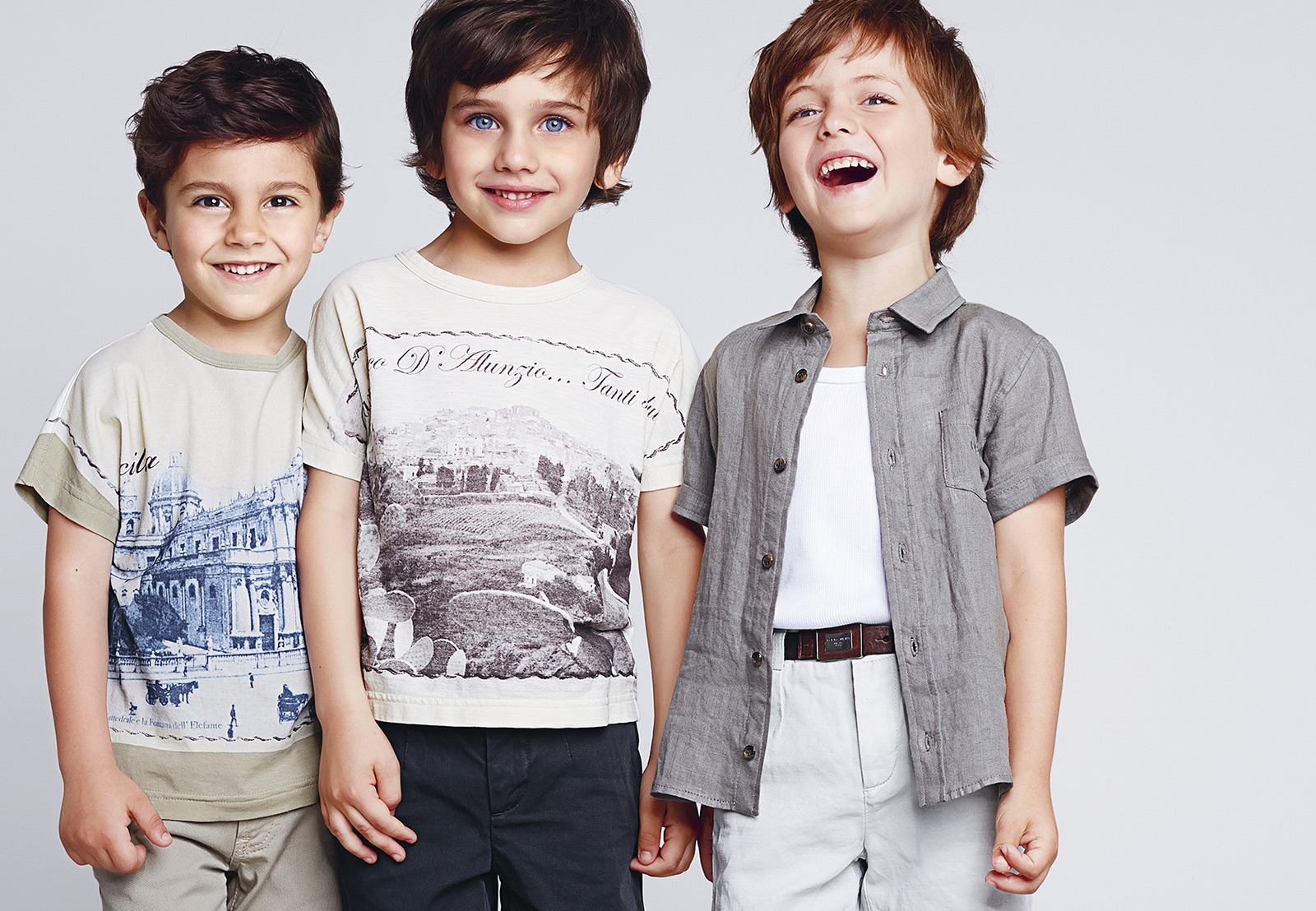 DolceGabbana 2014 İlkbaharYaz Çocuk Koleksiyonu 18
